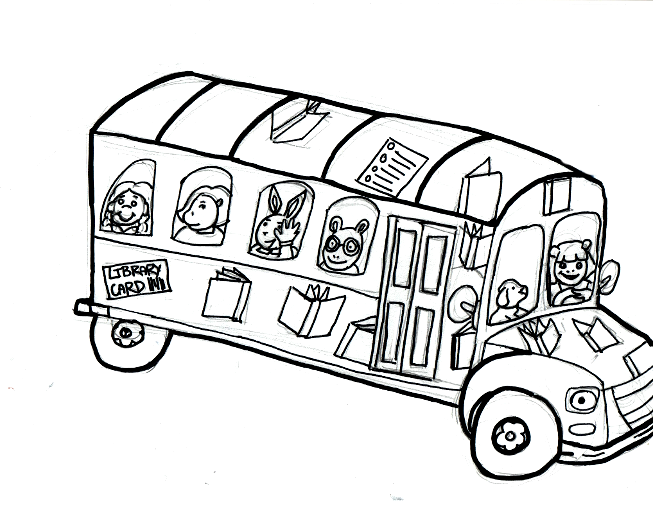 653x505 The Weekly Sketchbook Magic School Bus And Arthur