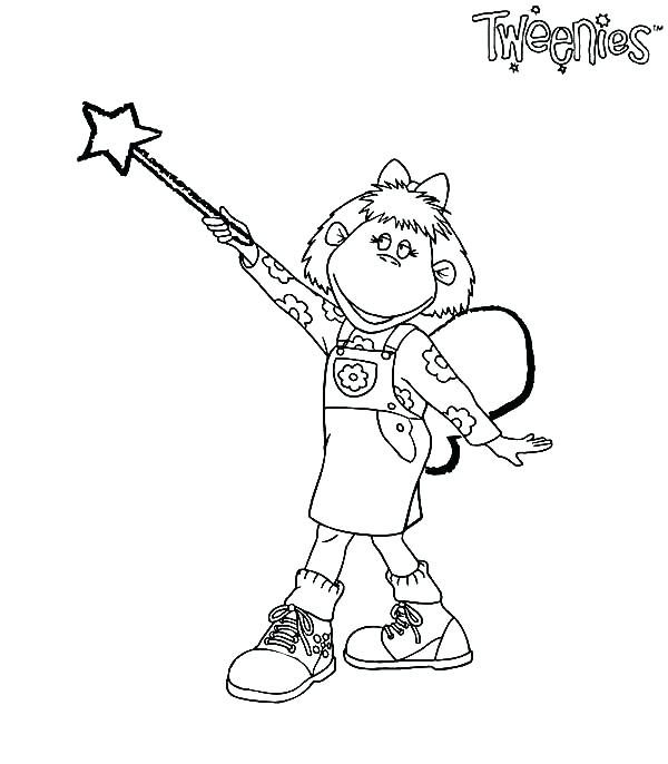 600x686 Inspirational Magic Wand Coloring Page Fee Pages Best Place