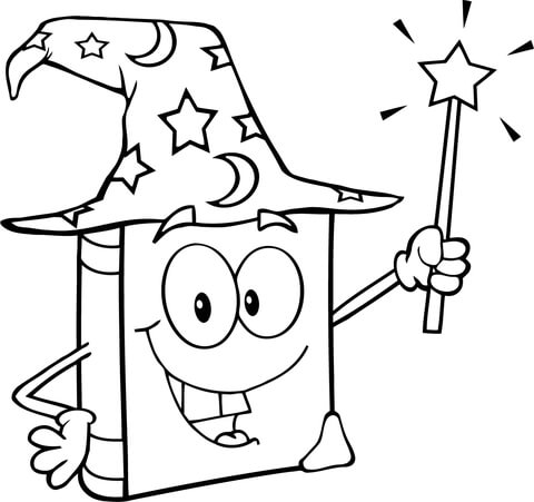 Magic Wand Drawing at GetDrawings.com | Free for personal use Magic ...