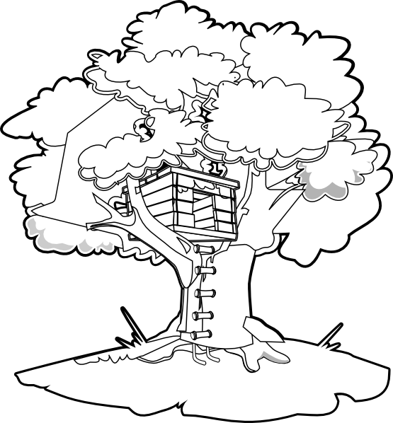 555x598 Magic Tree House Coloring Pages Magic Tree House Coloring Pages