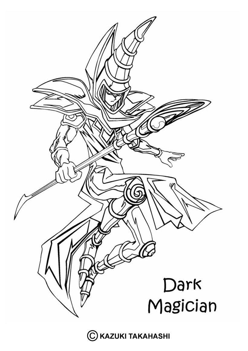 The Best Free Yugioh Drawing Images Download From 61 Free Drawings