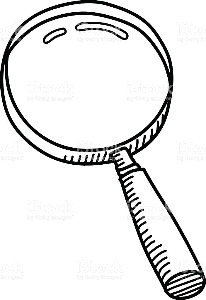 magnifying glass drawing at getdrawings com free for personal use rh getdrawings com