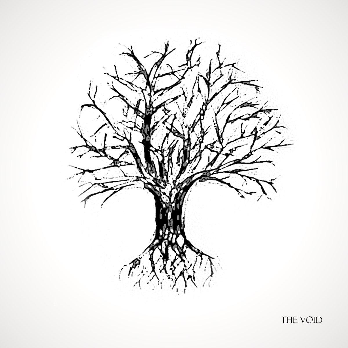 1200x1200 Drawn Dead Tree Oak Tree Bark