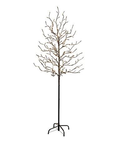 378x454 Everlasting Glow White 24 Magnolia Light Up Tree Zulily