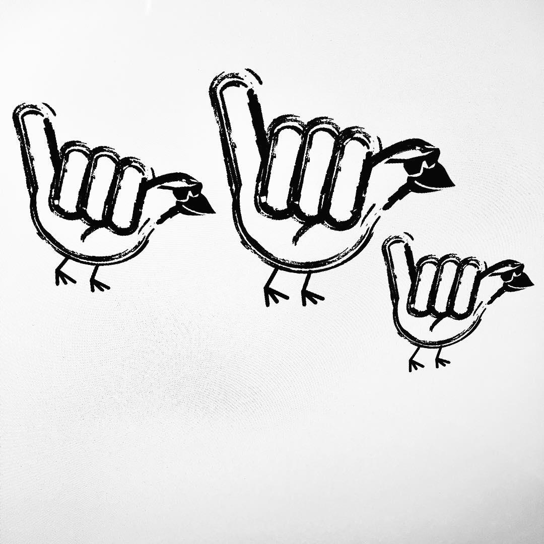 1080x1080 Threelittlebirds