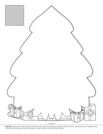 355x460 Christmas Mat And Cards, Lesson Plans
