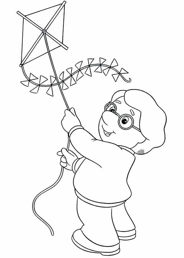 mailman coloring pages - photo#26