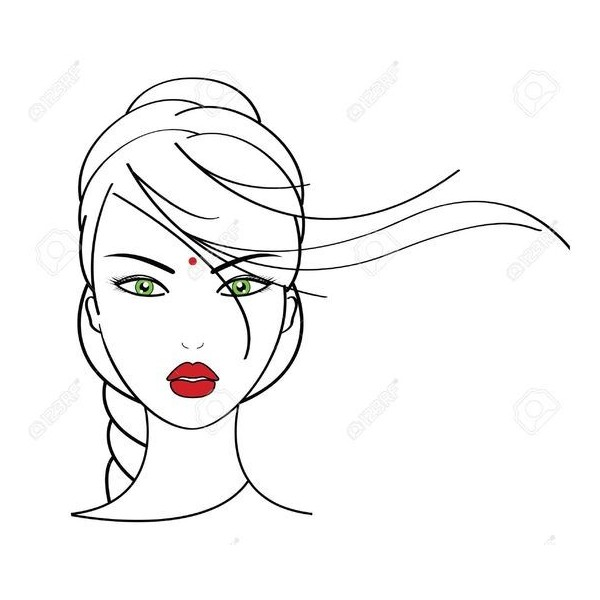 600x600 Makeup Artist Stock Vector Illustration And Royalty Free Makeup