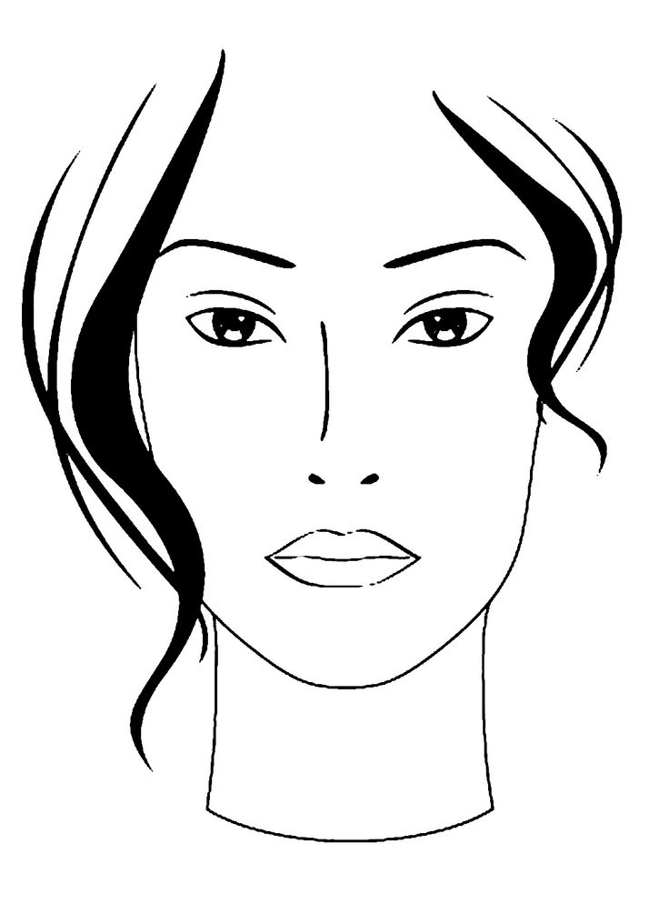 Makeup Art Drawing at GetDrawings Free for personal