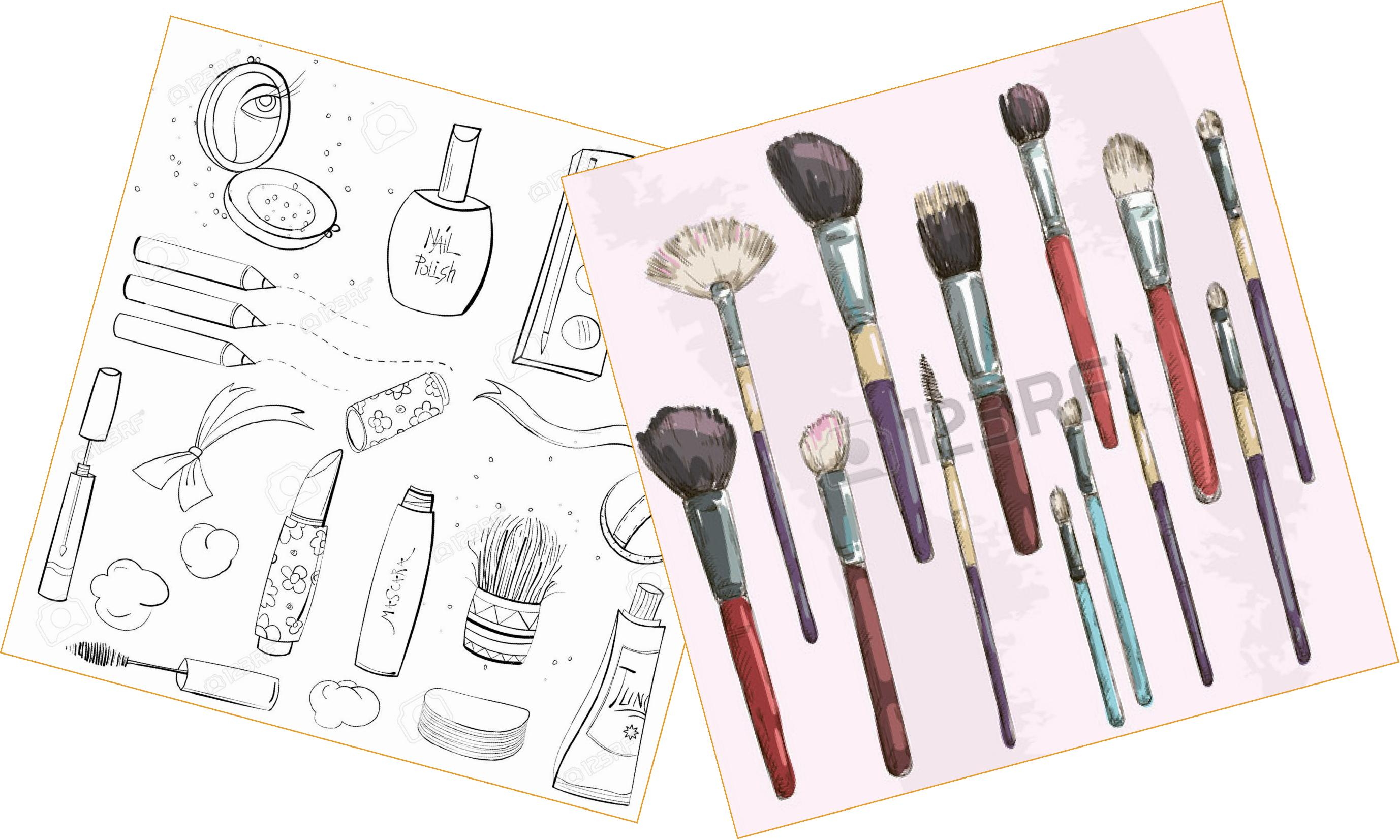 2755x1653 Drawings Of Makeup Brushes See Here Manicurez.biz