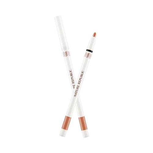 500x500 Nature Republic] Pure Shine Coloring Eye Pencil