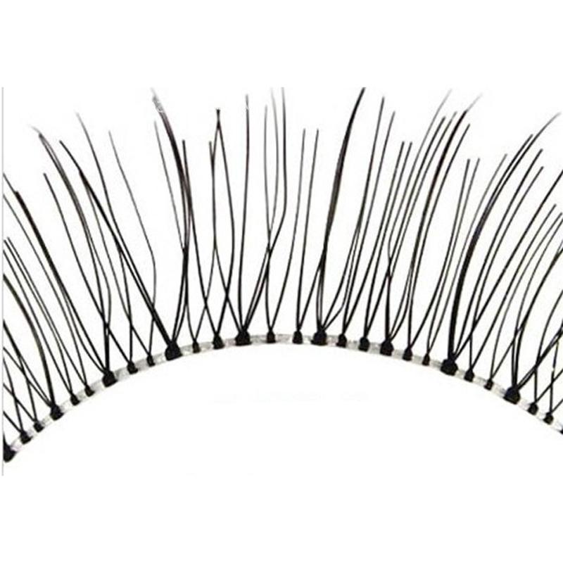 800x800 10pair False Eyelashes Reusable Natural And Regular Long Eyelashes