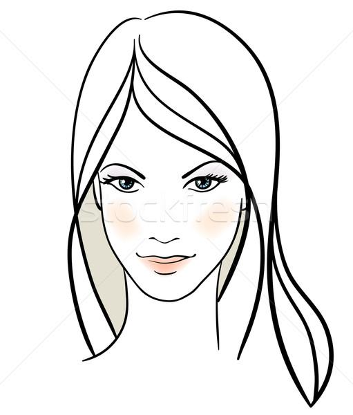 511x600 Makeup Face Stock Vectors, Illustrations And Cliparts Stockfresh