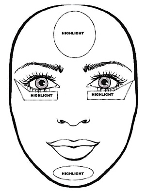 299x397 Makeup Artist Trick Work With Your Face Shape To Make The Most