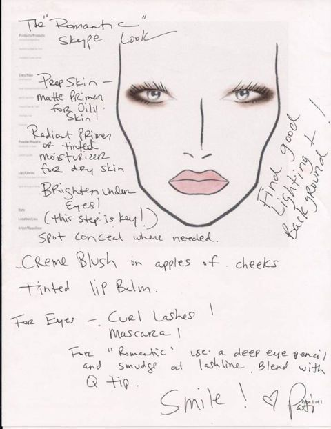 480x622 Best Makeup To Wear For Video Chatting
