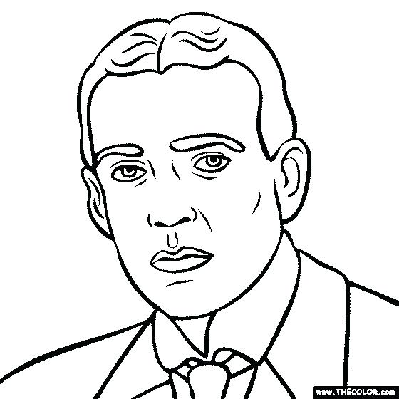 560x560 Malcolm X Coloring Pages Page