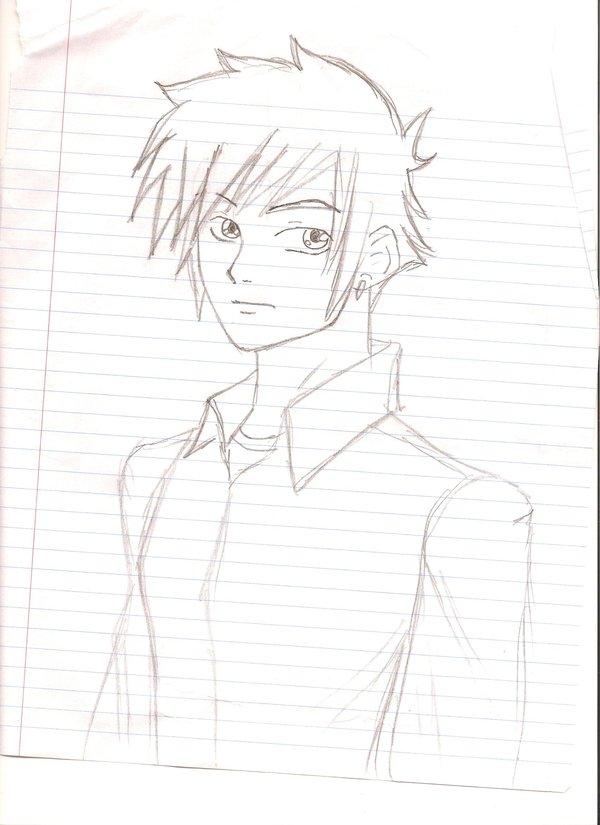 600x825 Random Anime Male By Sonnenscheinkurt