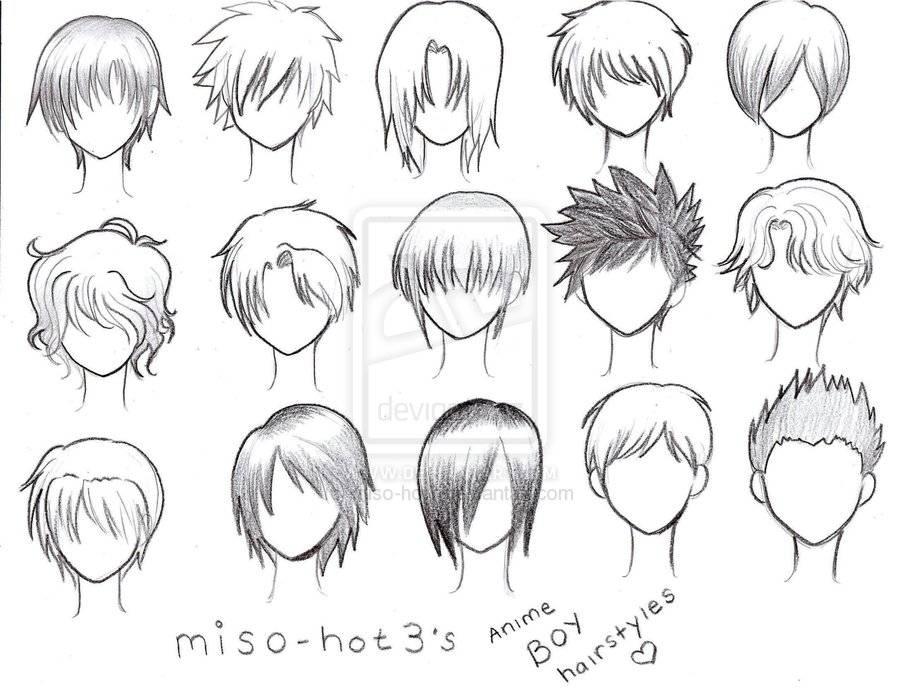 900x691 Anime Boy Drawing Hair Hd Cool 7 Hd Wallpapers Art
