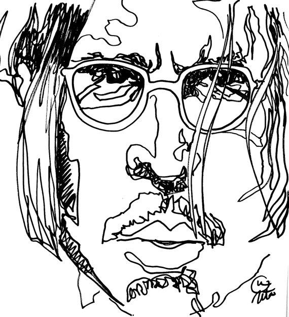 570x624 Portrait Drawings Uta Brauser