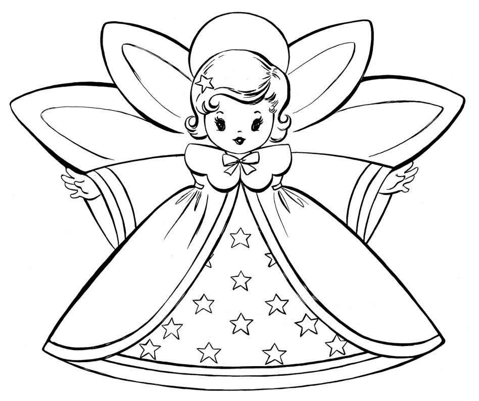 948x795 Guardian Angel Prayers Coloring Page Printable Pages Click
