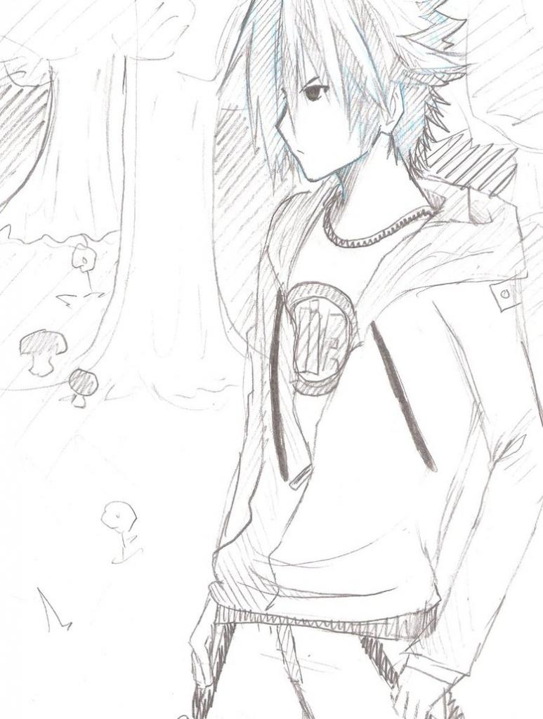 773x1024 Drawing Anime Boys