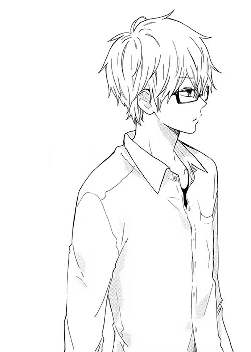 500x700 This Is Jun He Is Very Shy And Sweet. A Lot Of Girls Think He'S