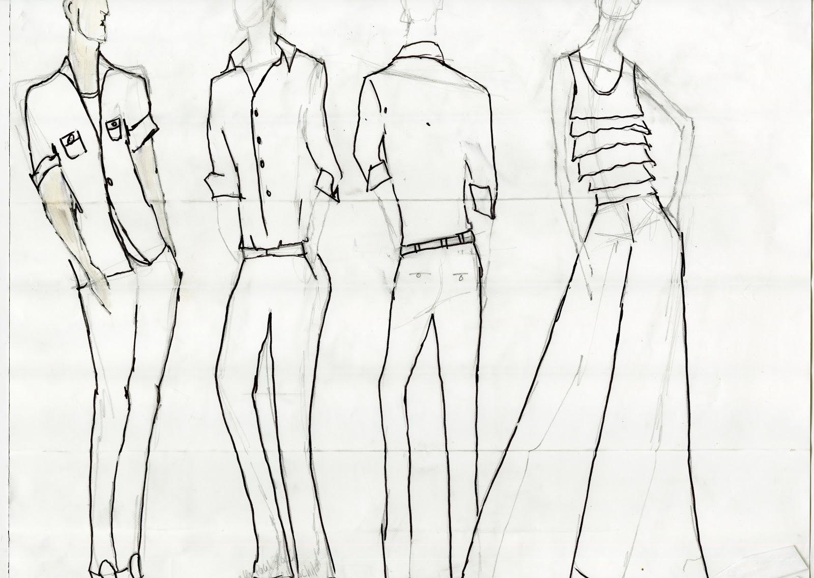 1600x1135 Kelseo Fashion Body Proportion Male Amp Female