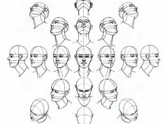 236x177 How To Draw A Person Looking Up