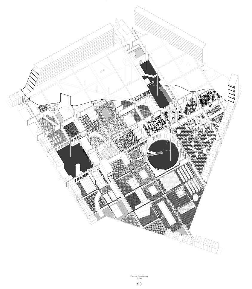 843x969 Tadeas Riha The Ruin And The Mall