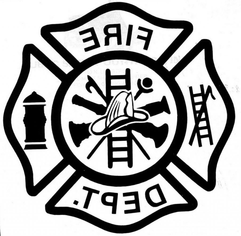 1024x1004 Best Hd Fire Department Maltese Cross Vector Draw Images Library