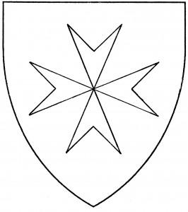 266x300 Cross Maltese Mistholme