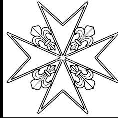 236x236 Details About Massive! Vintage Park Lane Maltese Cross Gold Plated