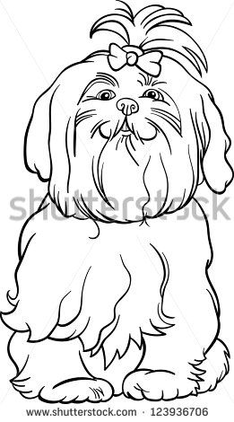 261x470 Cartoon Maltese Dog Stock Photos, Images, Amp Pictures