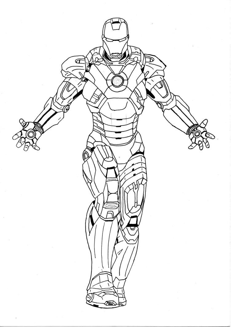 751x1063 Iron Man