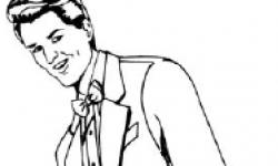 250x150 How To Draw People Man In A Tuxedo Howstuffworks