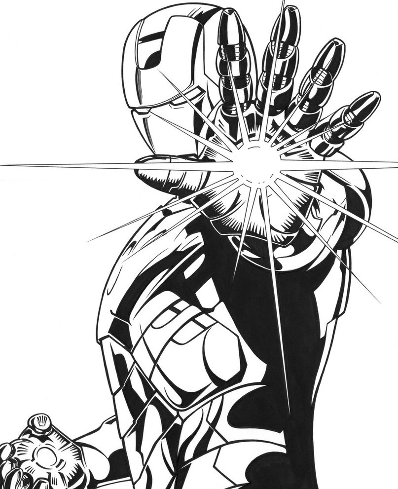 807x991 Iron Man