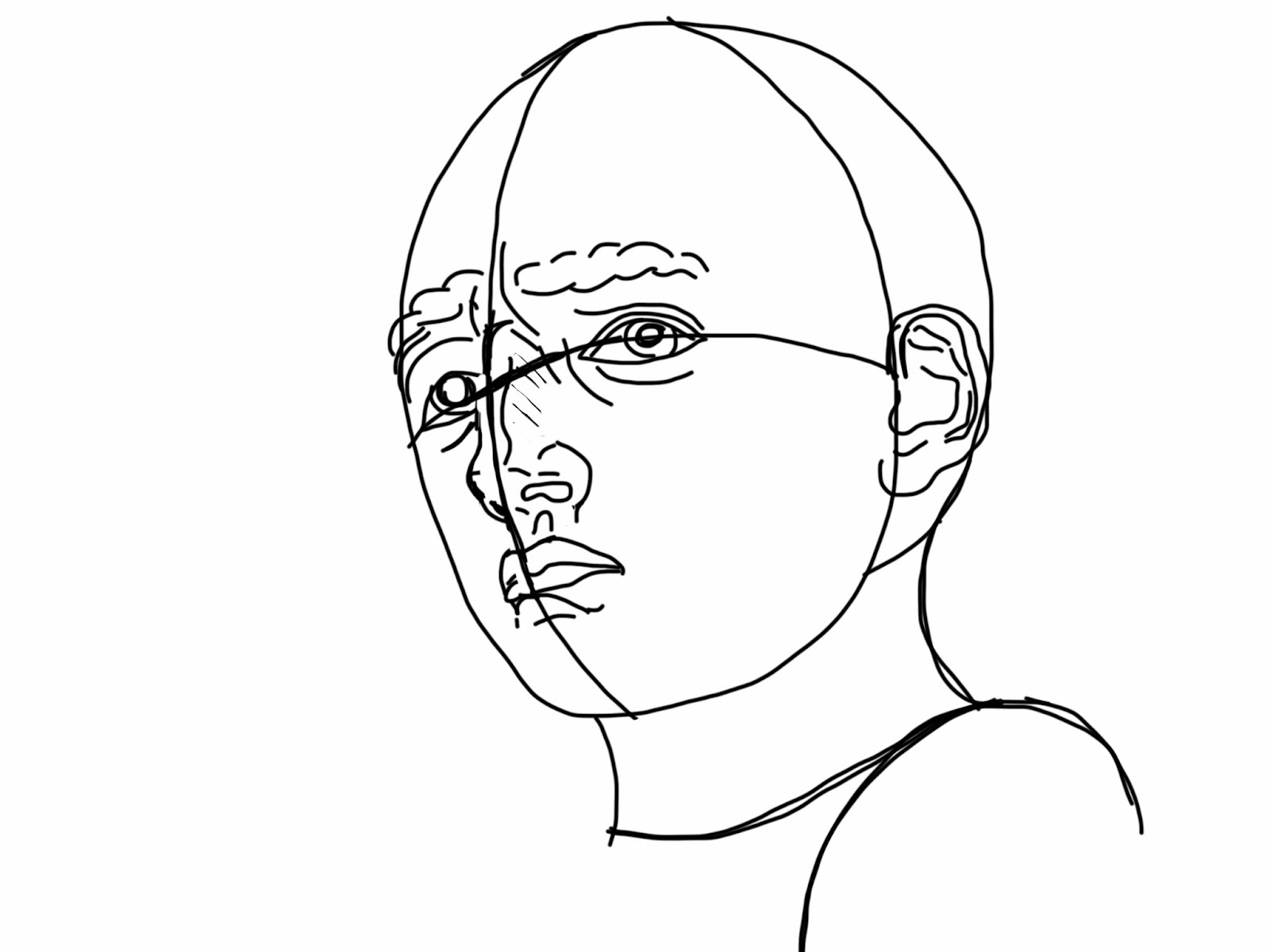 1600x1200 The Helpful Art Teacher Drawing And Shading Faceslearn