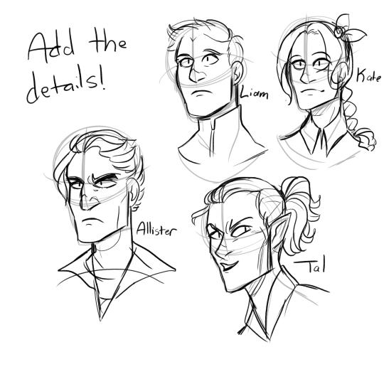540x540 Man Face Drawing Tumblr