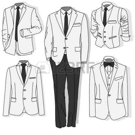 450x450 Men's Jacket. Ceremonial Men's Suit, Tuxedo. Accessories Set