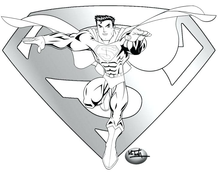 728x578 Man Steel Coloring Pages Man Steel Coloring Pages Man