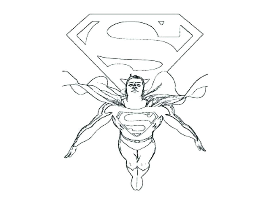 940x705 Man Of Steel Coloring Pages Man Of Steel Coloring Pages Print