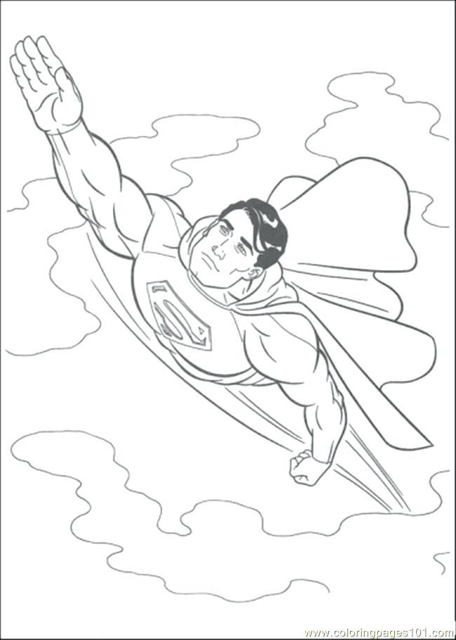 650x912 Man Of Steel Coloring Pages Printable Superman Man Of Steel
