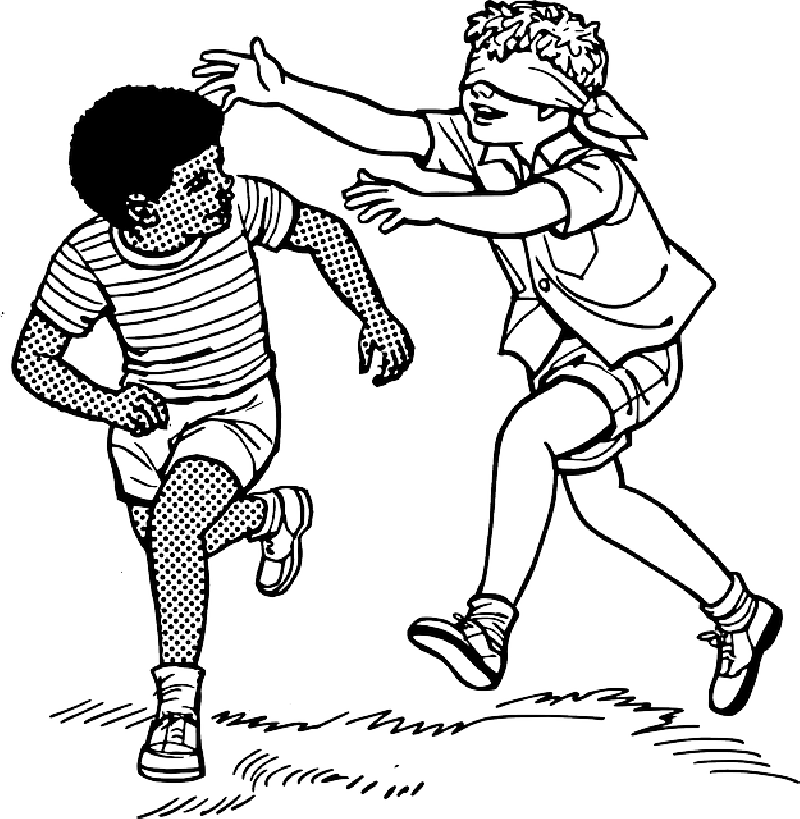 800x819 Black, Outline, Drawing, People, Boy, Man, Kid, Girl