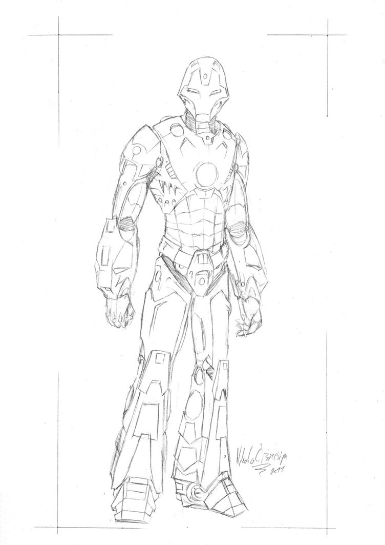 752x1063 Ultimate Iron Man