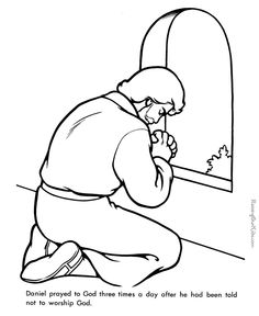 236x288 Image Result For Coloring Page Nehemiah Praying Bible Daniel