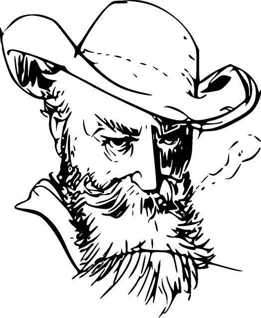 524x640 People, Face, Beard, Hat, Old, Man, Grandfather