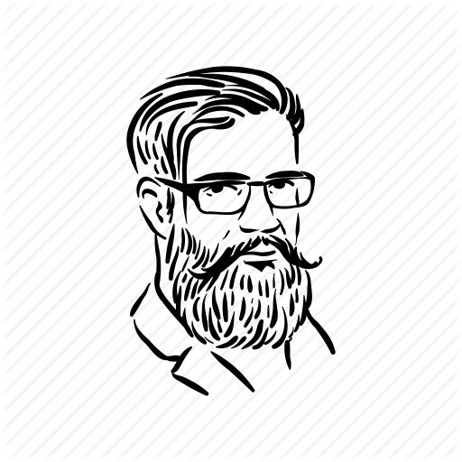 512x512 Beard, Geek, Hipster, Man, Moustache Icon Icon Search Engine
