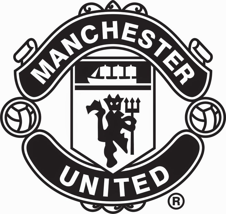 manchester united drawing at getdrawings com free for personal use rh getdrawings com manchester united logo font manchester united logo history