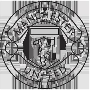 Man Utd Badge Drawing Drone Fest