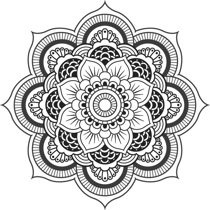 736x736 The Best Mandala Sketch Ideas On Mandals, Mandala